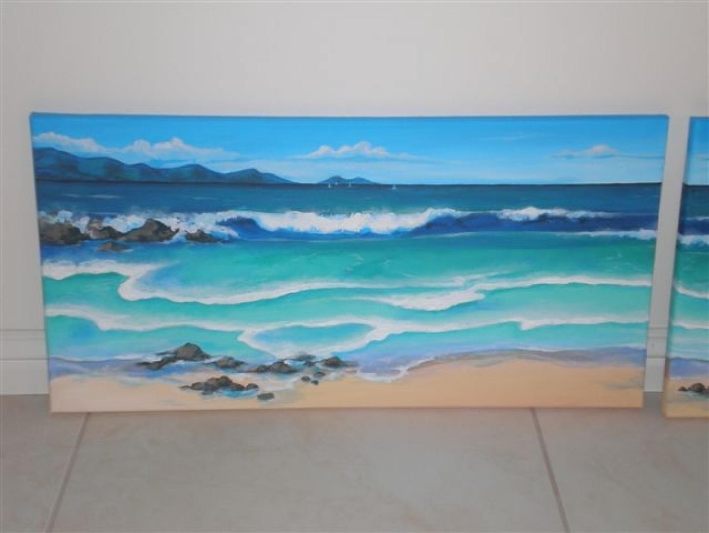 painting beach beach murals beach wallpaper french wallpaper murals 1440x1080