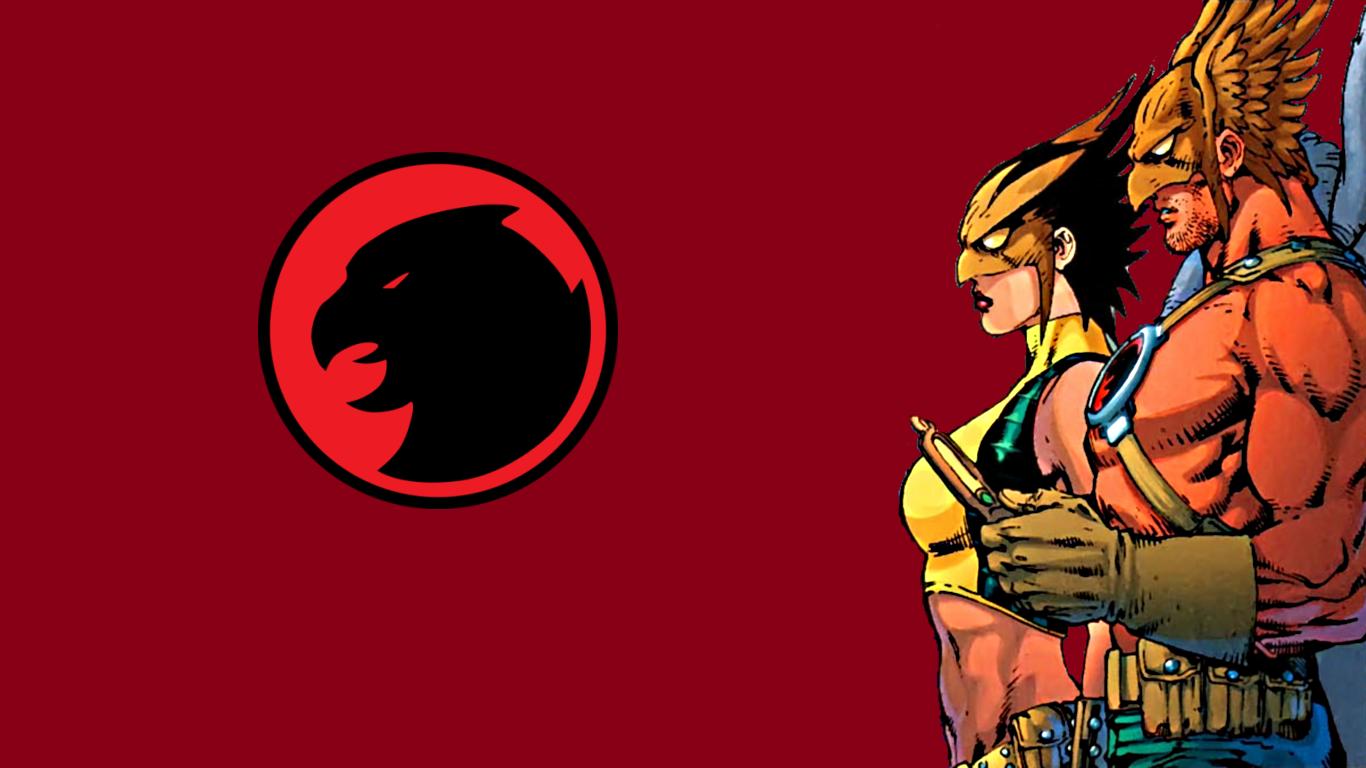 Hawkman Wallpapers 1366x768