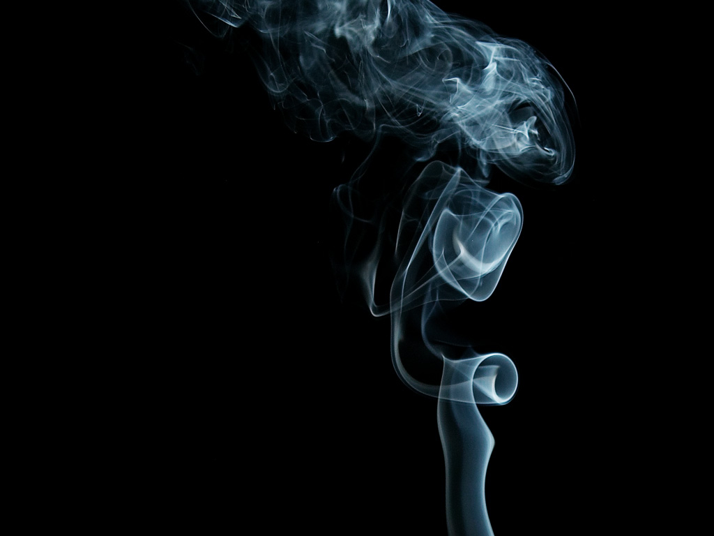 Background wallpaper smoke 1024x768