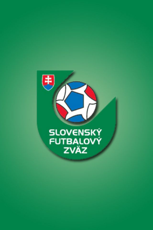 Slovakia Football Logo iPhone Wallpaper HD 640x960