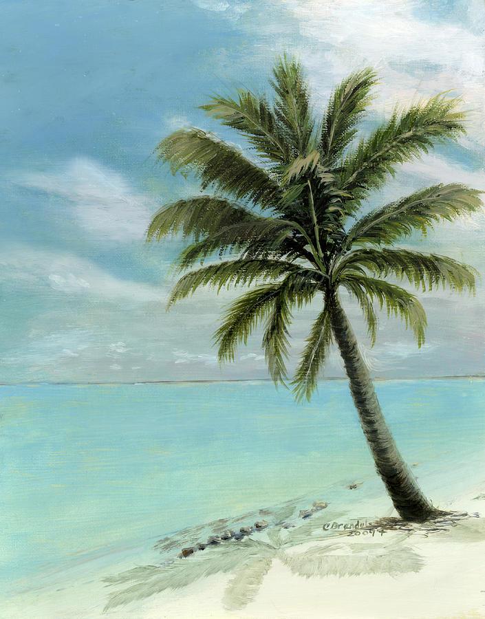 palm tree 705x900