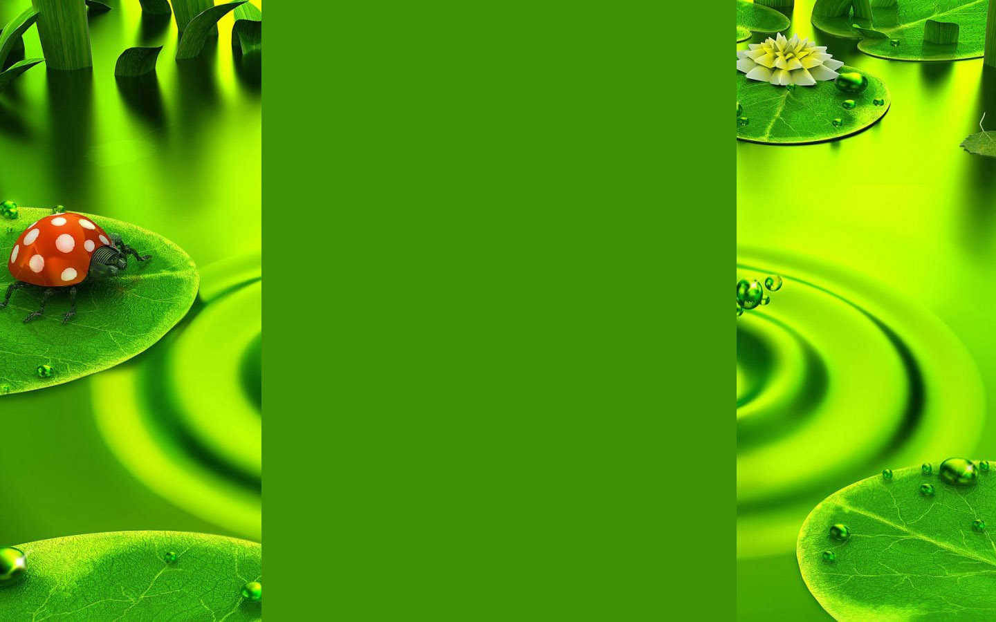 Images Summer Green Twitter Backgrounds Themes Wallpaper 1440x900