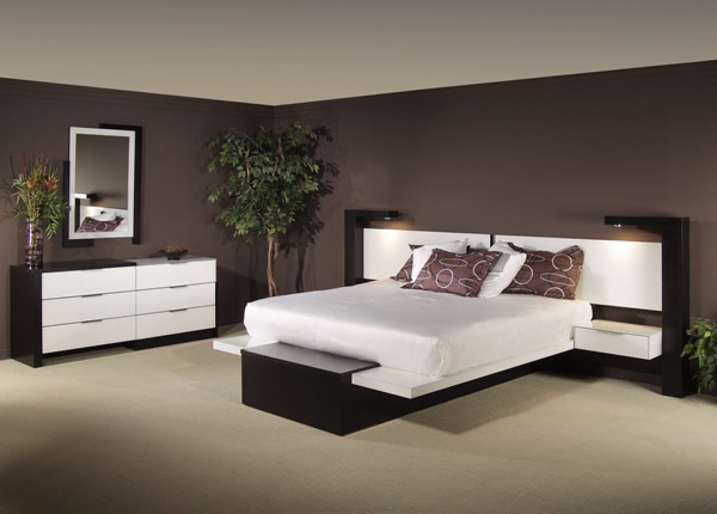 home and bedroom furnitureHD Modern Design Home Decor Wallpaper 1440x1032