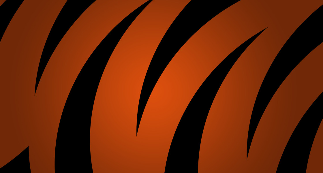 orange stripes on a black background wallpapers55com   Best 1120x600