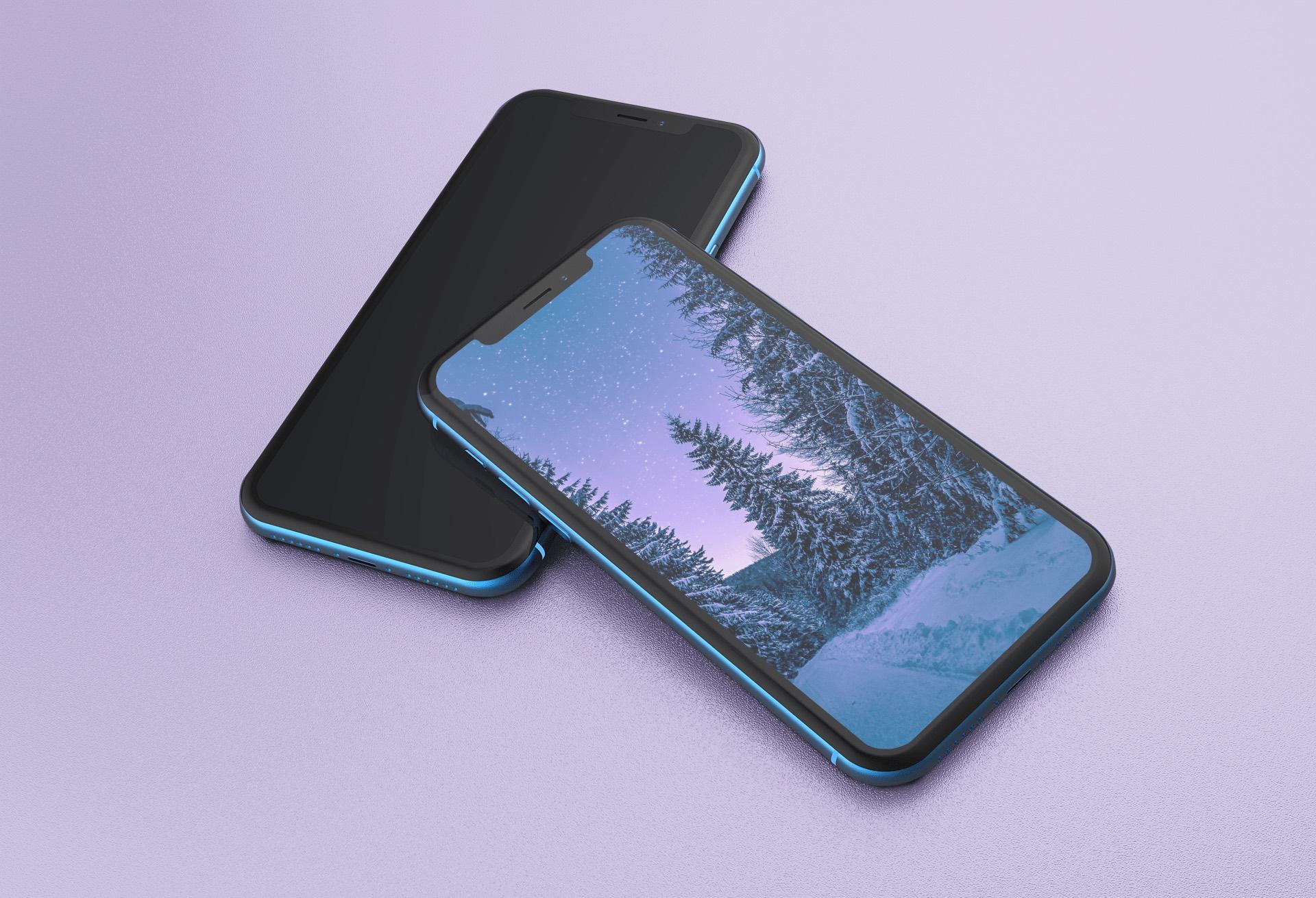 4K Winter wallpapers for iPhone iPad or MacBook 1920x1311