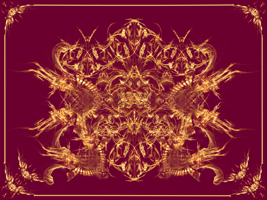 Pink and Gold Desktop Wallpaper - WallpaperSafari