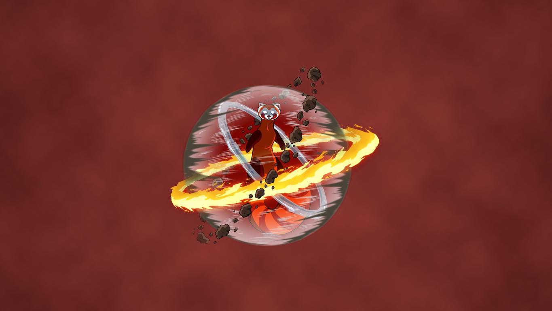 Pabu   Avatar   The Last Airbender wallpaper 15969 1365x768