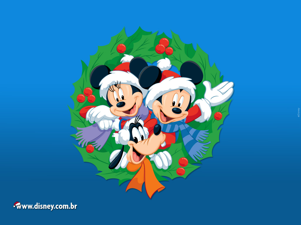 Disney Christmas Wallpaper   Christian Wallpapers and Backgrounds 1024x768