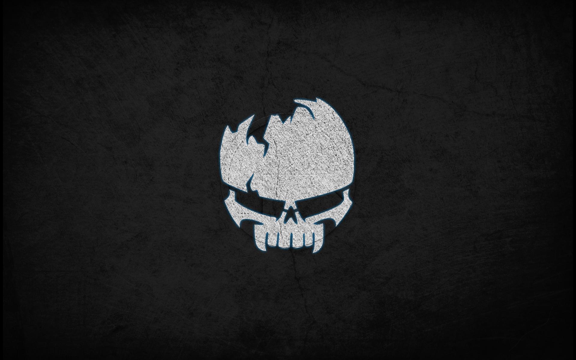 Skull Logo HD WallpaperWelcome To StarChop 1920x1200