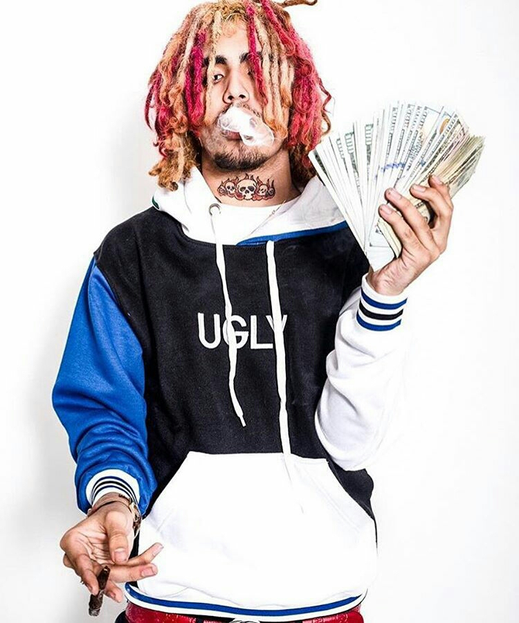 91 Lil Pump Wallpaper On Wallpapersafari