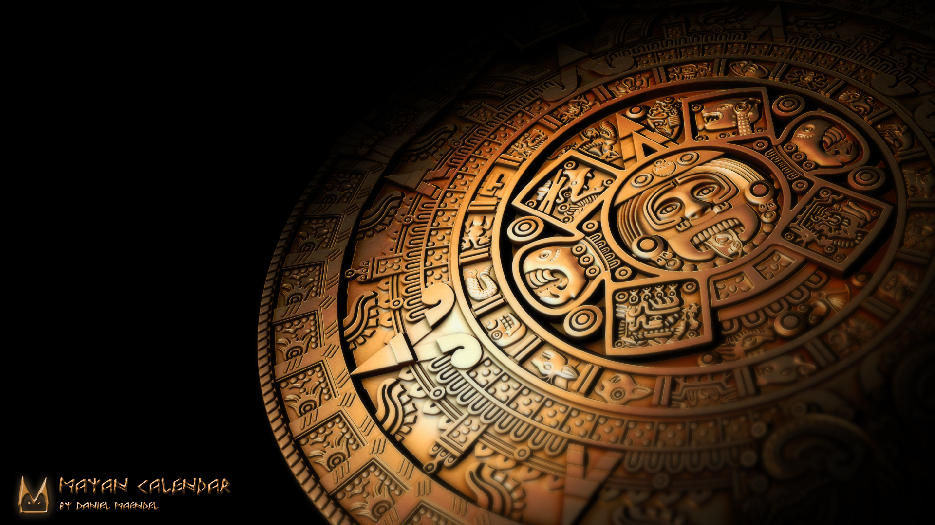 Aztec Calendar Wallpaper Hd : Hd mayan wallpapers wallpapersafari
