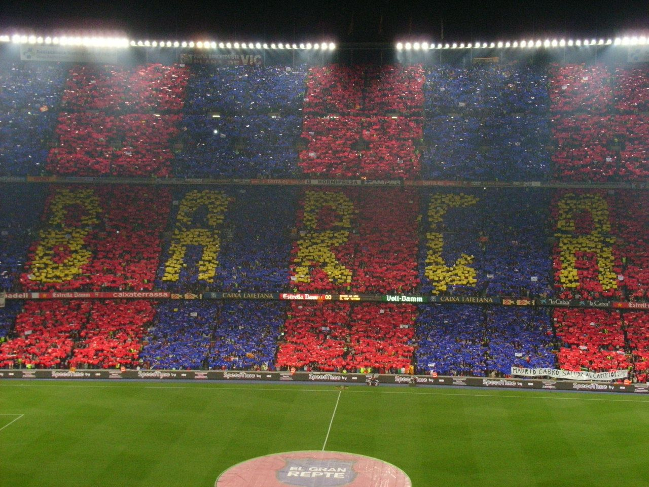 Camp Nou Wallpaper   Full HD Wallpapers 1280x960
