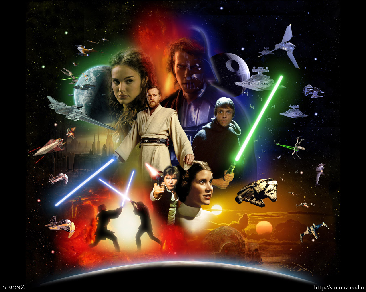 Free Download Wallpapers Downloads Hhg1216 Star Wars Wallpaper