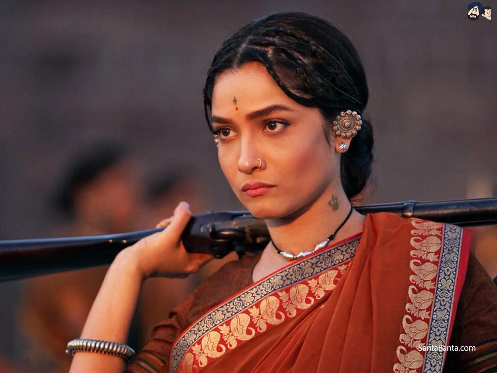 Manikarnika The Queen of Jhansi Movie Wallpaper 9 1024x768