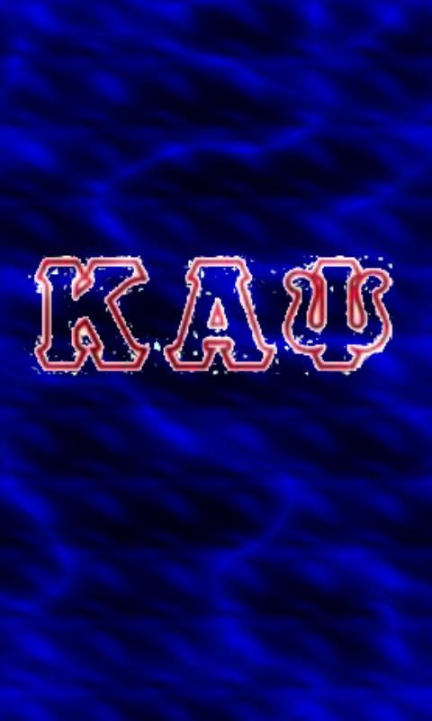 Kappa Alpha Psi Greek Letters   screenshot 480x800