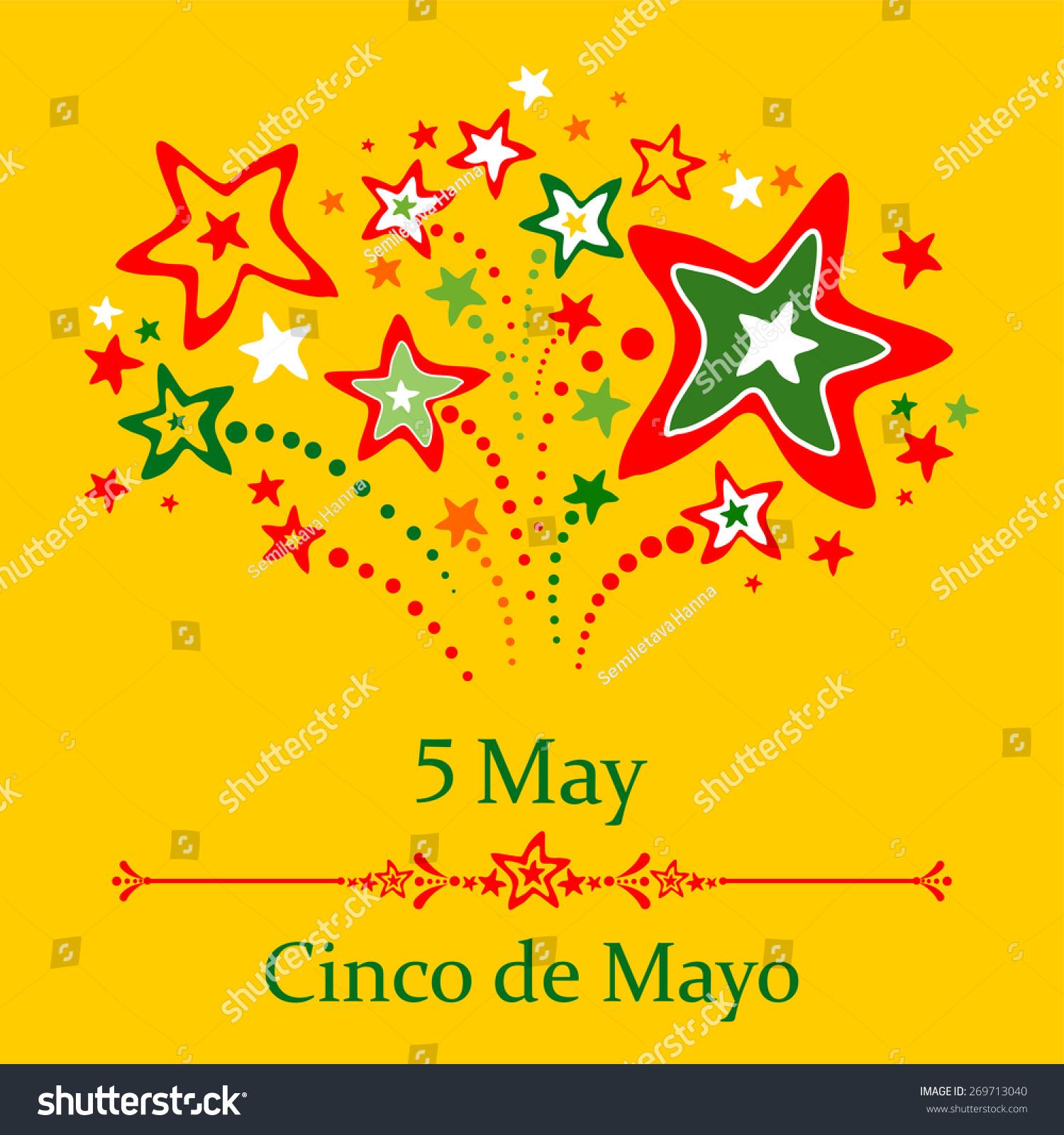 Cinco De Mayo Posters Backgrounds Fiesta Stock Vector 1500x1600