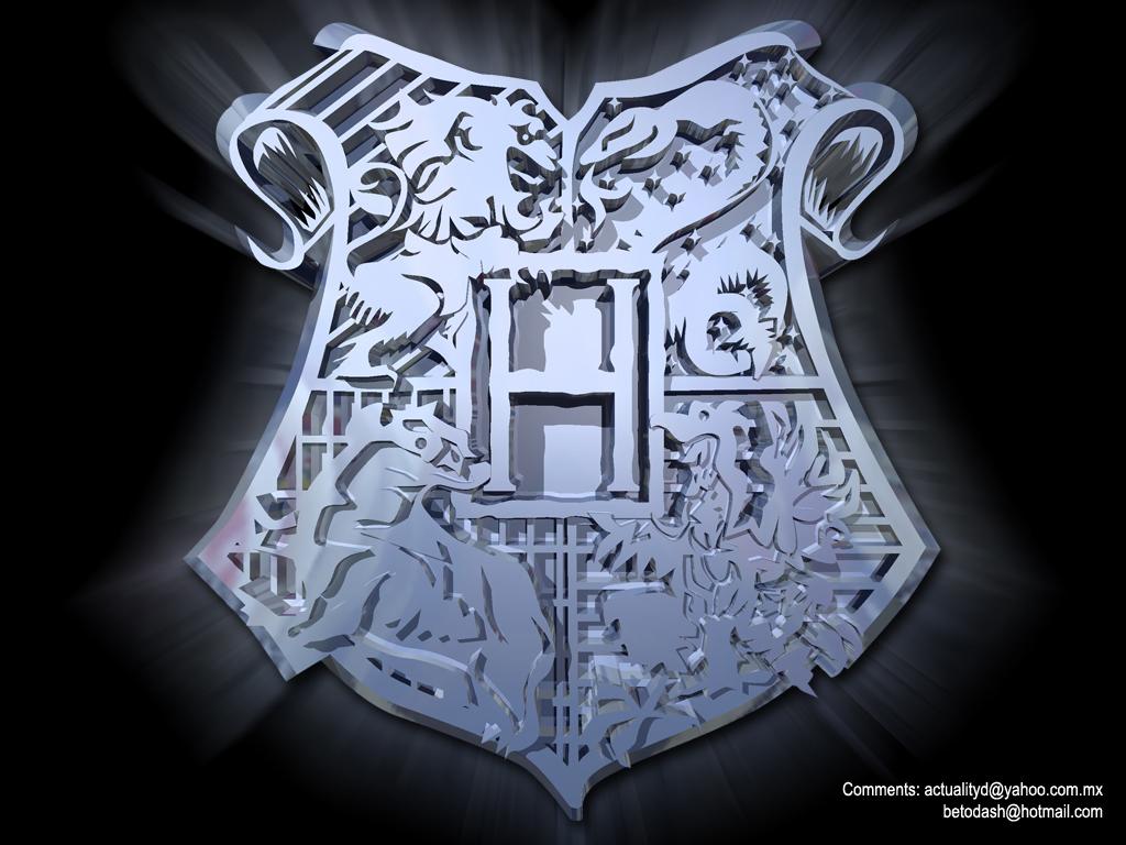 Hogwarts Logo Wallpaper Wallpaper Hogwarts Wallpaper 1024x768