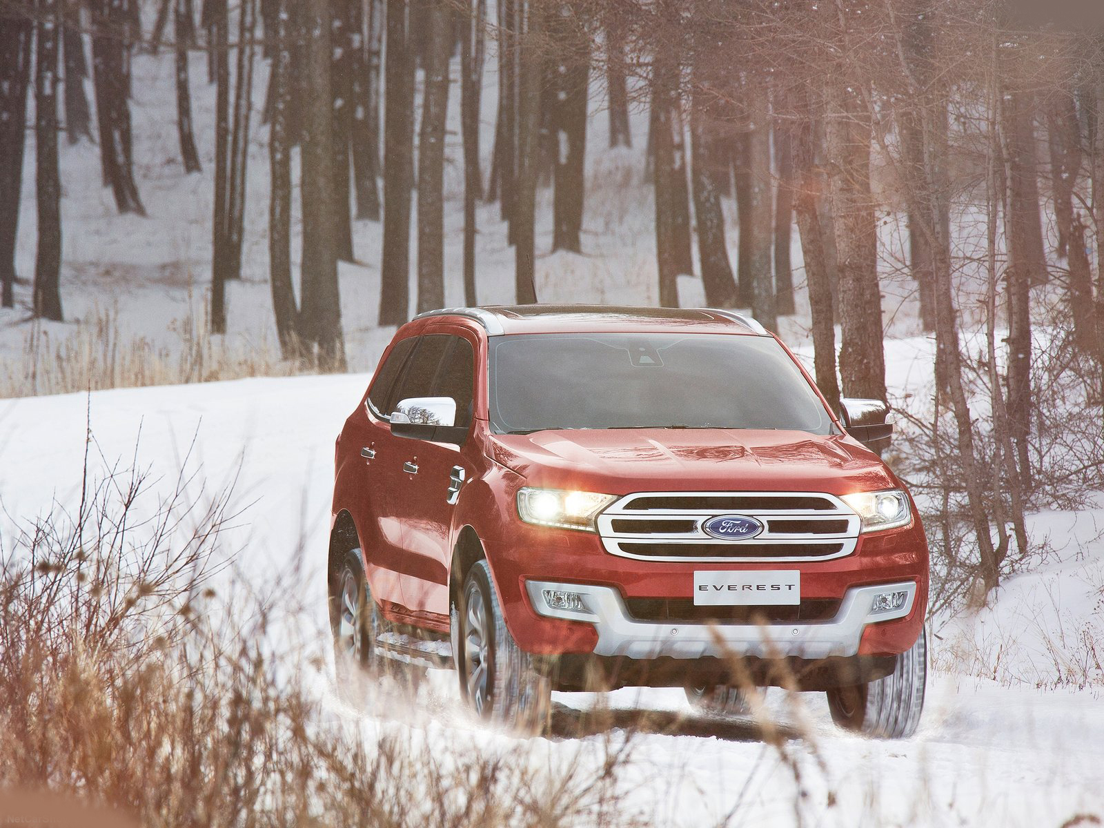 2016 Ford Endeavour Facelift Ford Cars Review 2017 1600x1200