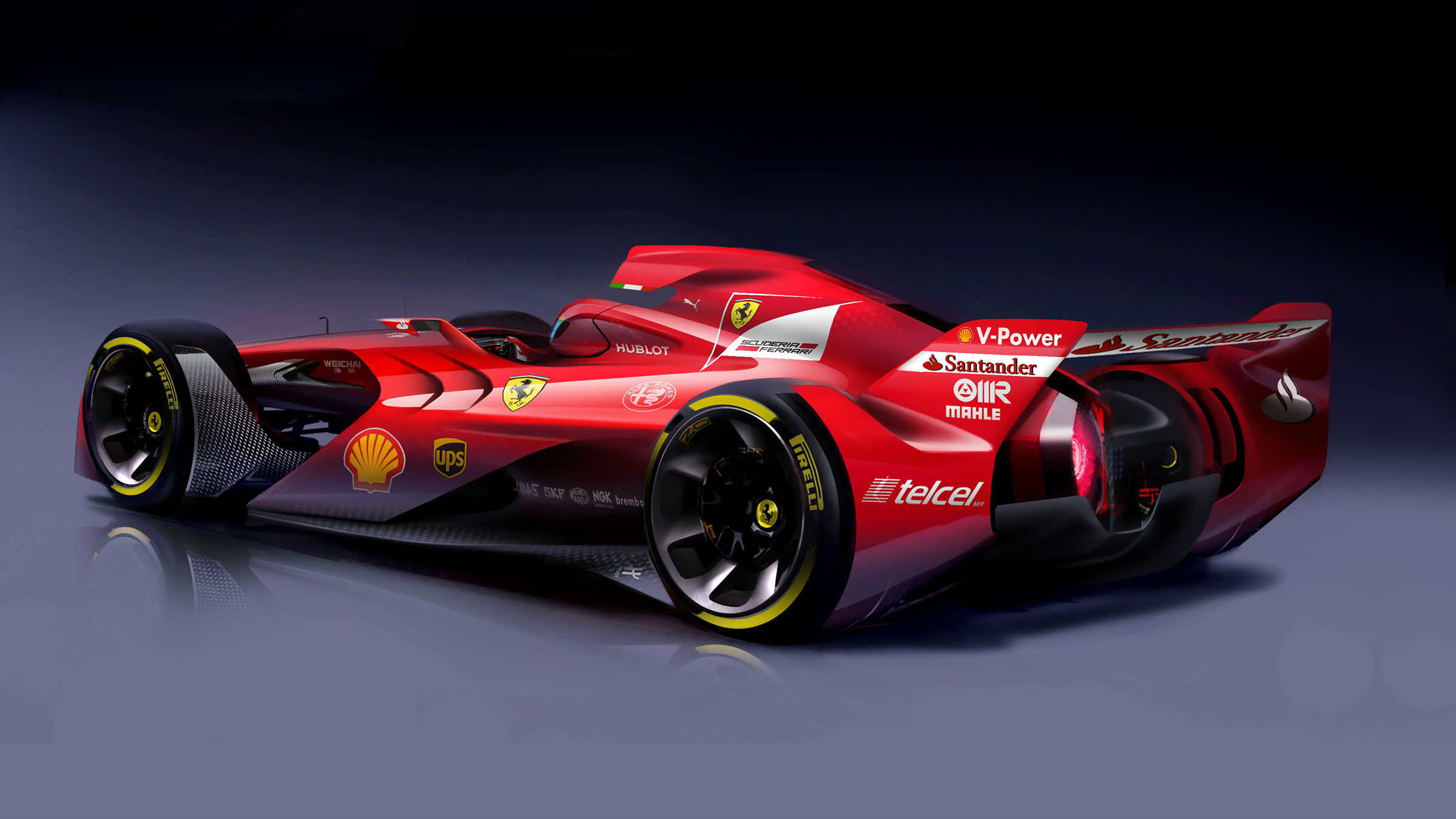 Download 2015 Ferrari F1 Concept Wallpaper Hd 2400x1349 48 F1