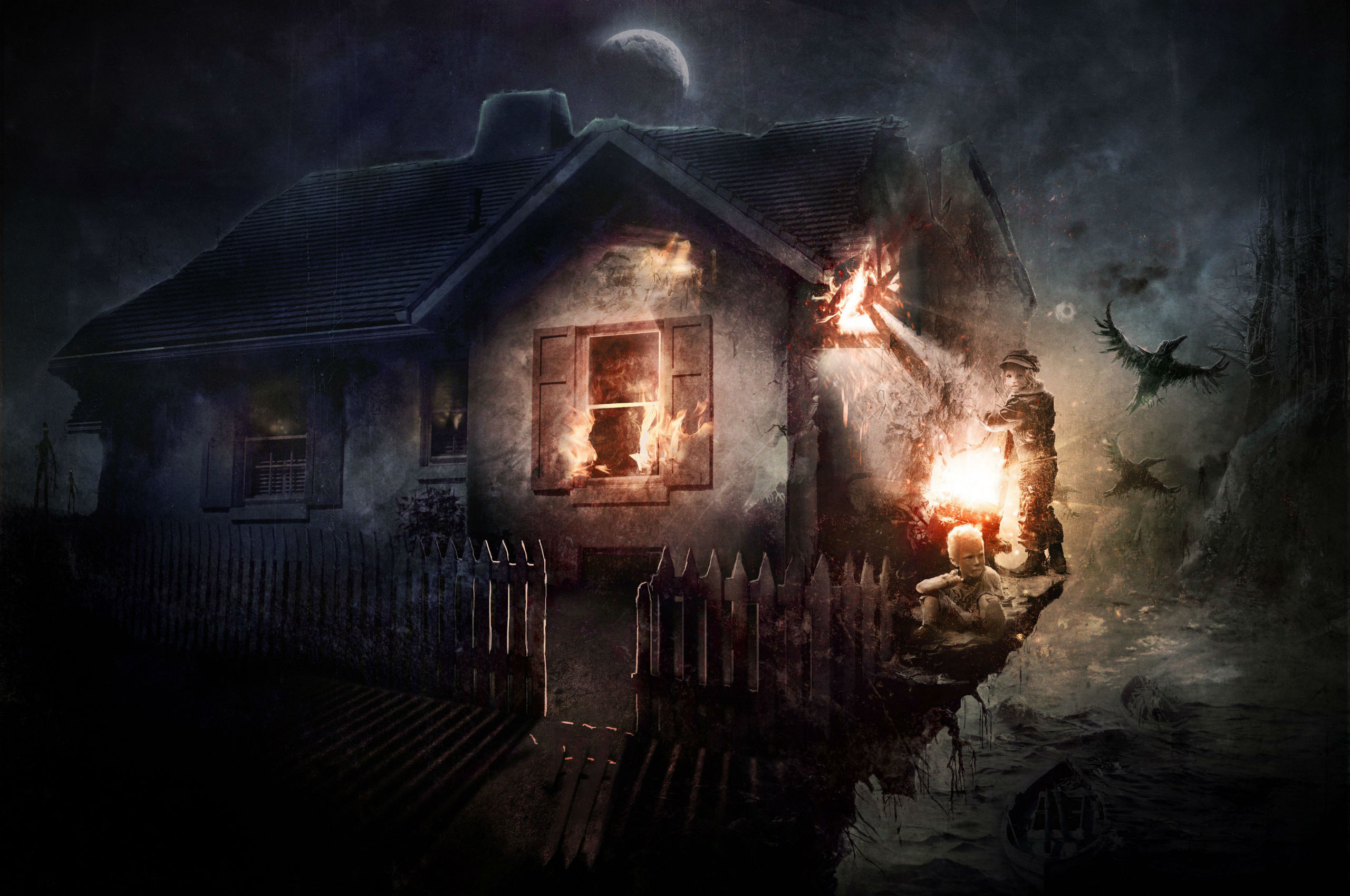 horror wallpaper amazon fire - photo #21