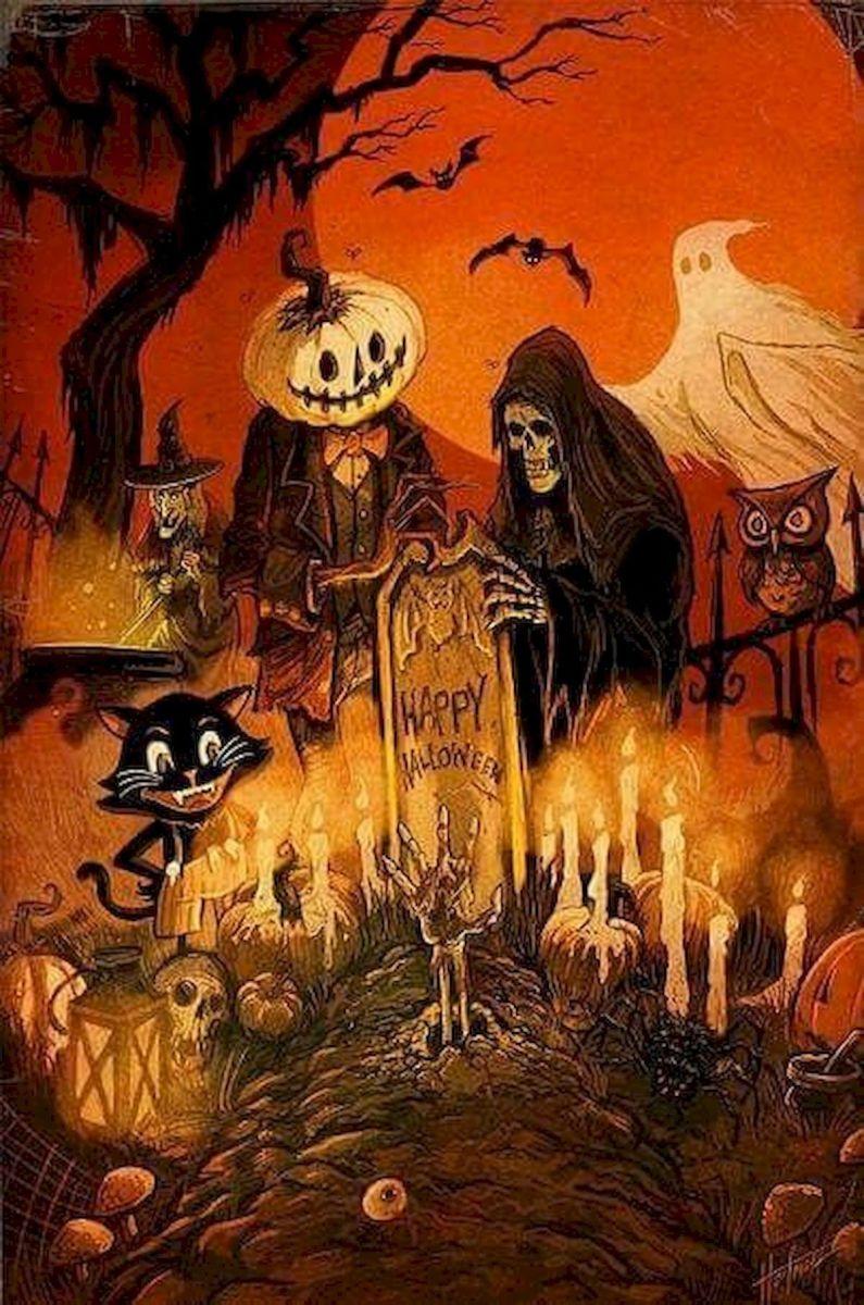 46 Awesome Halloween wallpaper Ideas 35   artmyideas 795x1200