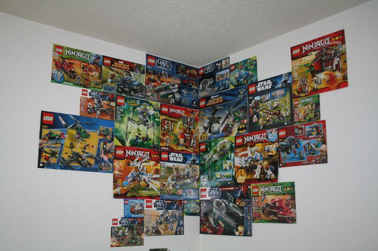 Lego Boxes Lego Boys Bedroom Diy Lego Empty Lego Boxes Front Room 736x490