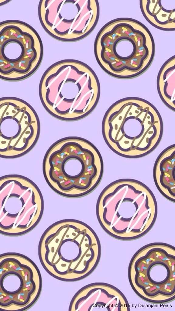 Donut Backgrounds Phone Backgrounds Amino 576x1024