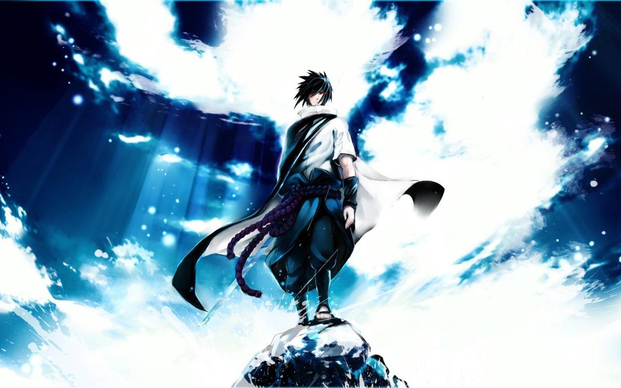 Uchiha Sasuke   Naruto wallpaper 17149 1280x800