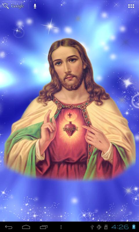 50 jesus live wallpapers for desktops on wallpapersafari - Jesus wallpaper for android mobile ...