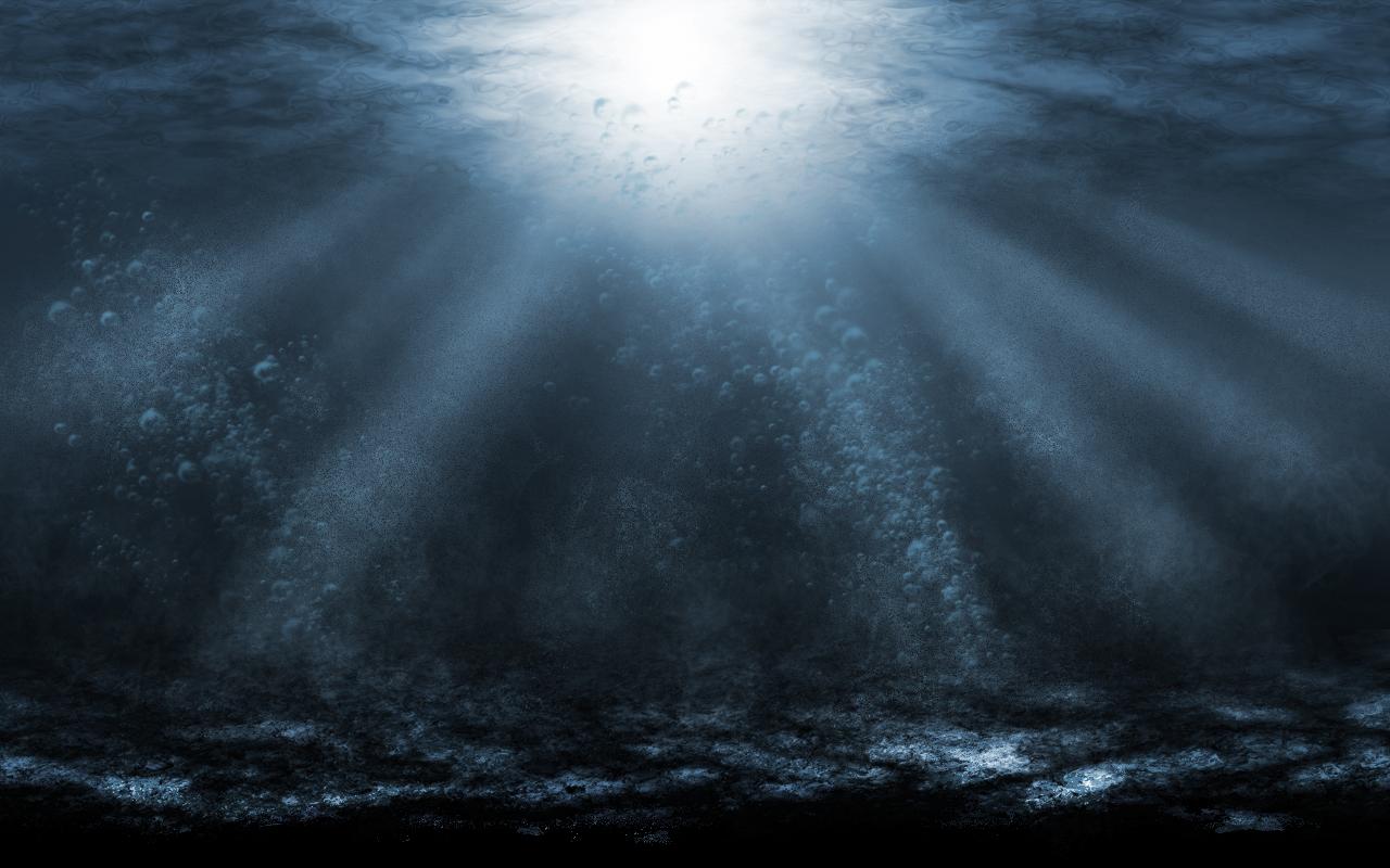 Deep Ocean Background Deep sea wallpaper hd 1280x800