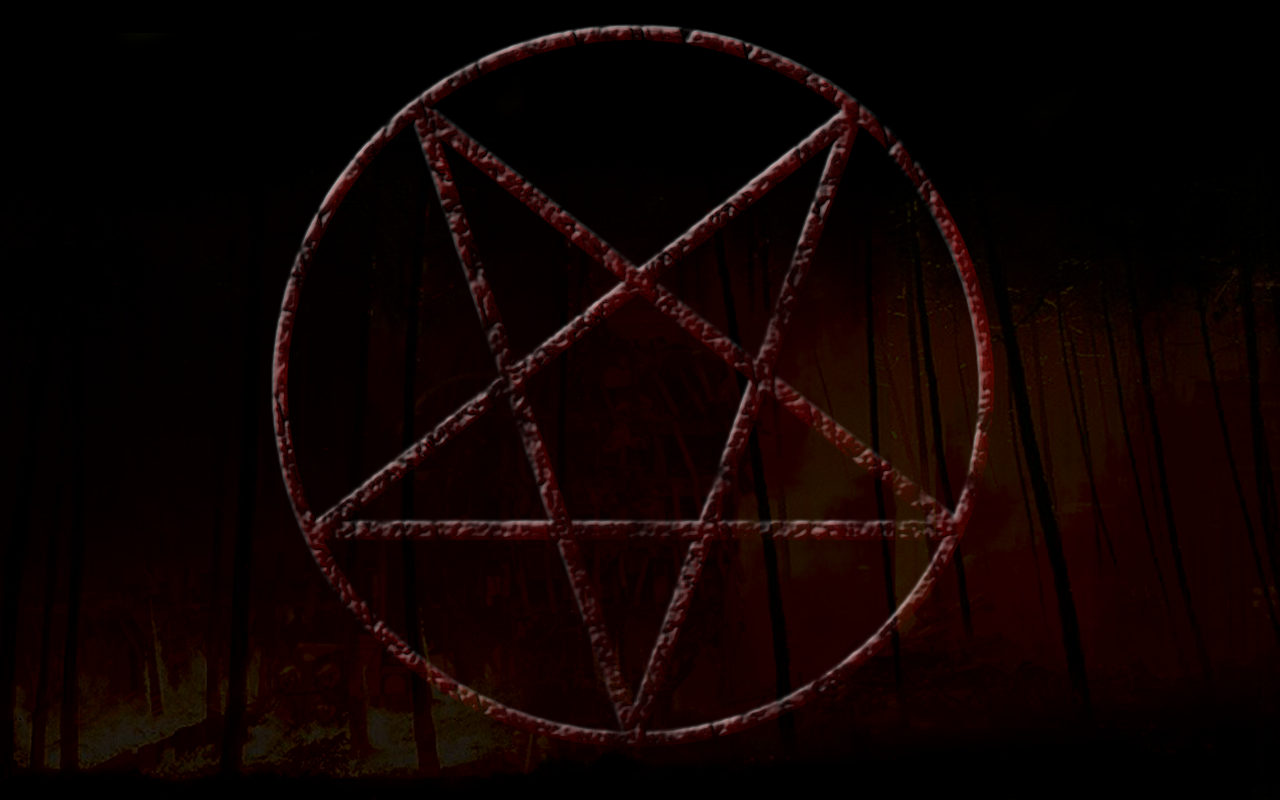 Pentagram Wallpaper by FreddyLiekArt on deviantART 1280x800