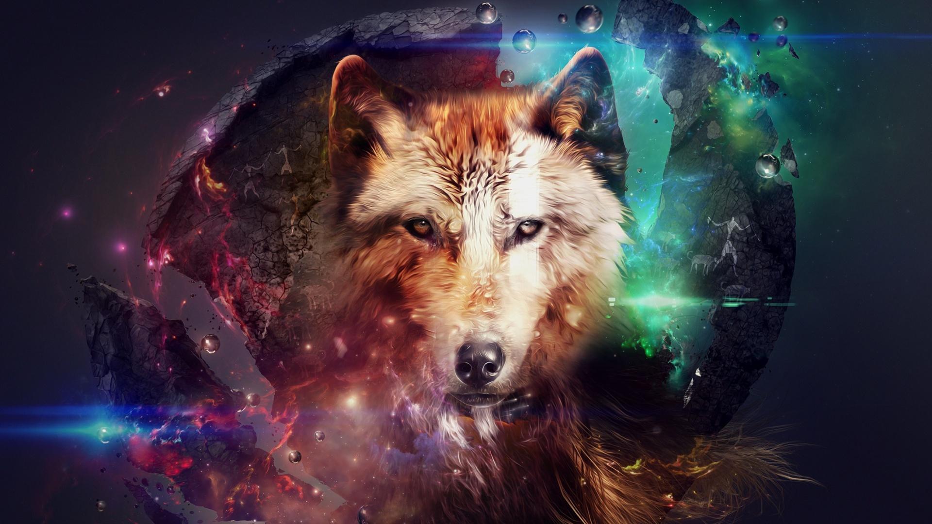 wolves wallpaper desktop