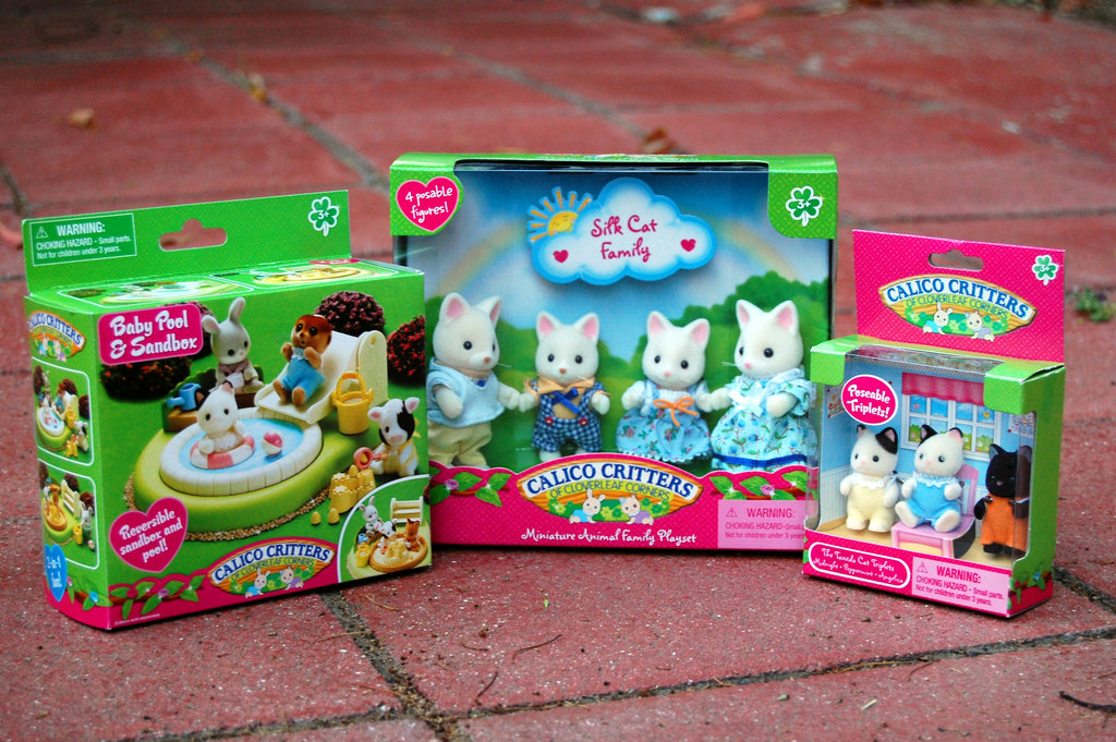 Calico Critters Cat Toys by Rogue Ranger 1024x681