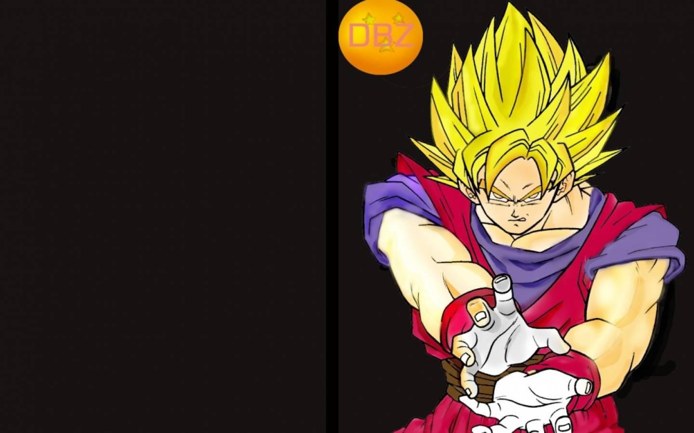 Go Back Images For Dragon Ball Z Wallpaper Kamehameha 1440x900