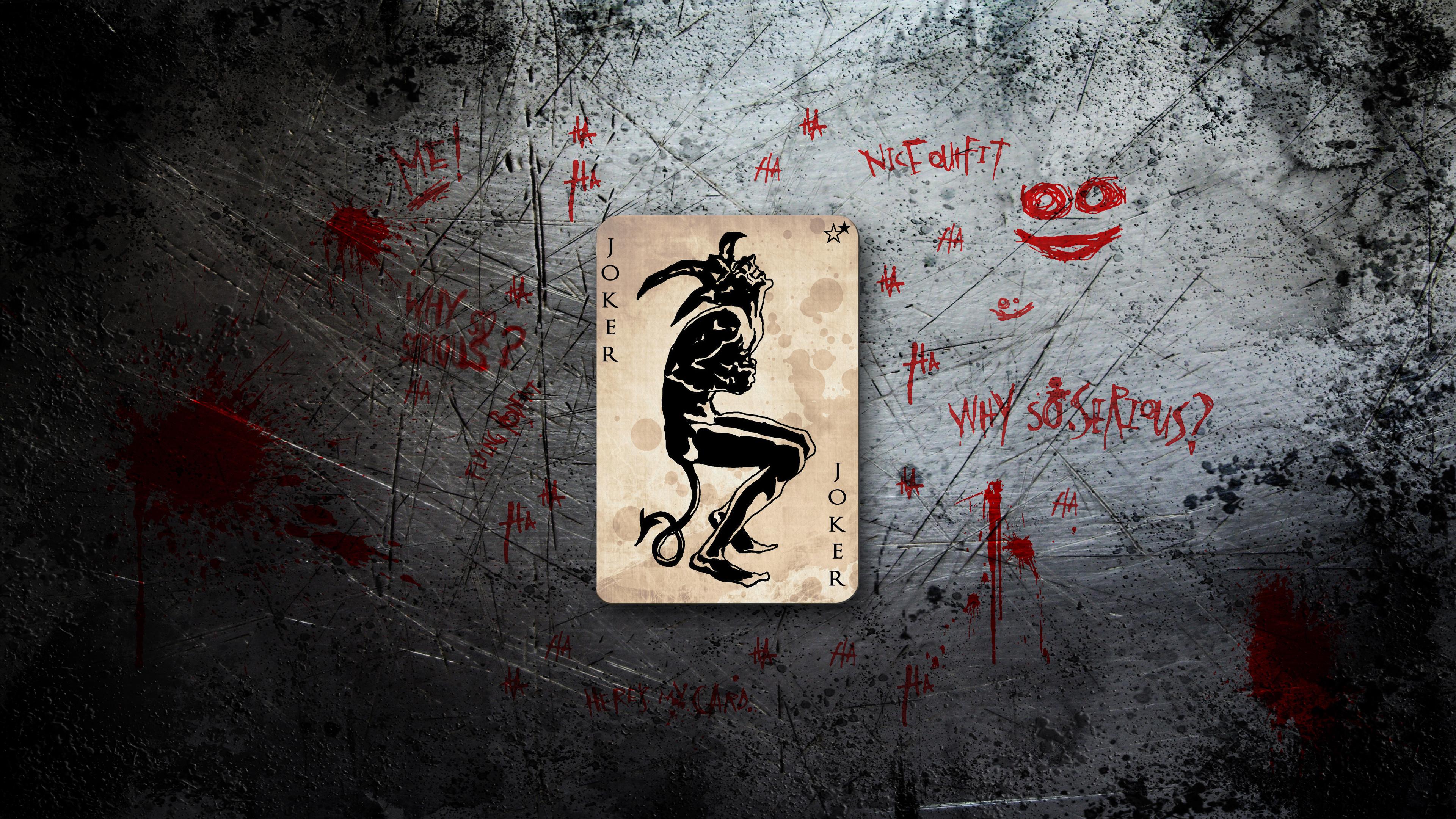Joker Background 74 pictures 3840x2160