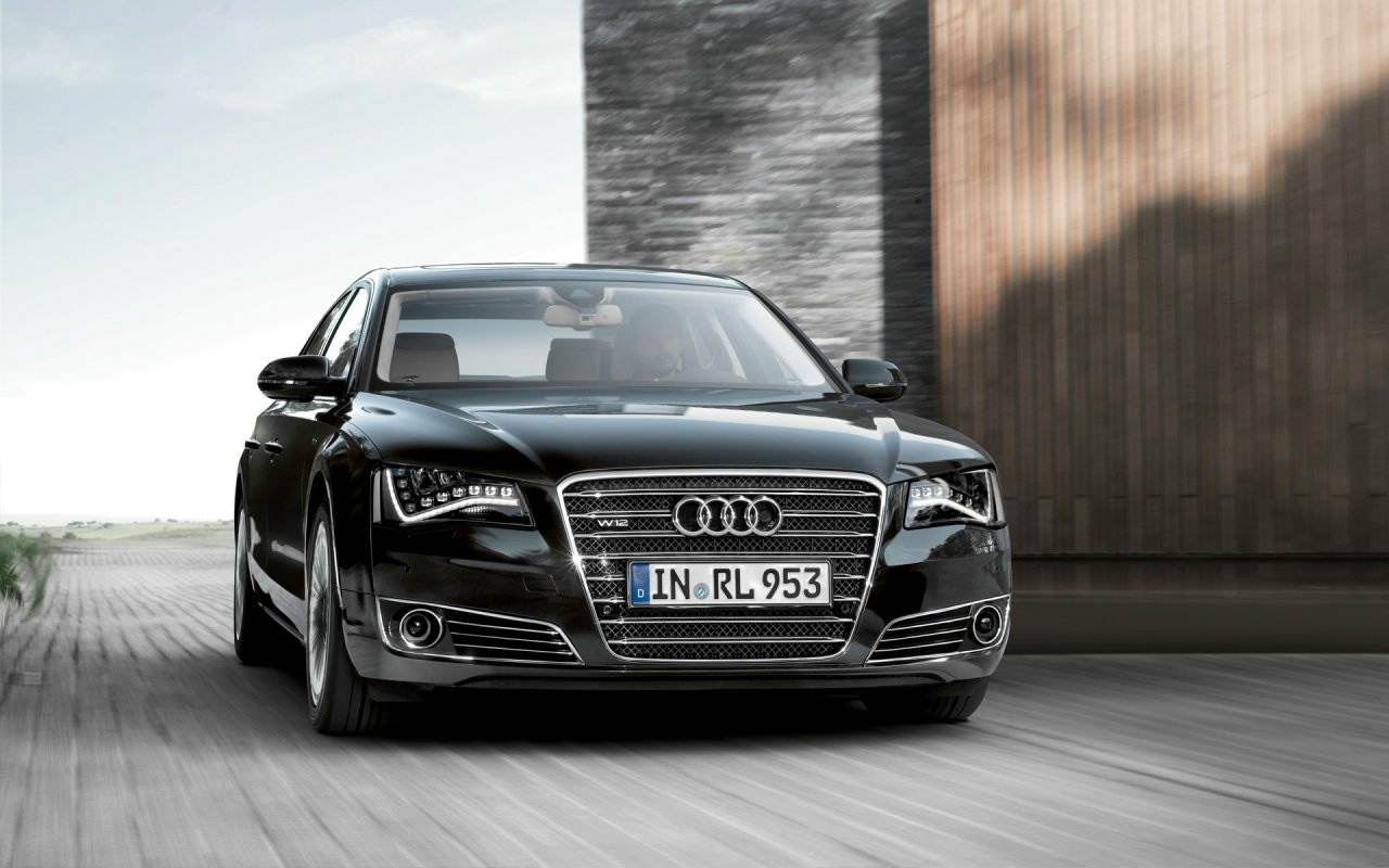 Audi A8 TFSI E HD Wallpapers Background Images Photos 1280x800