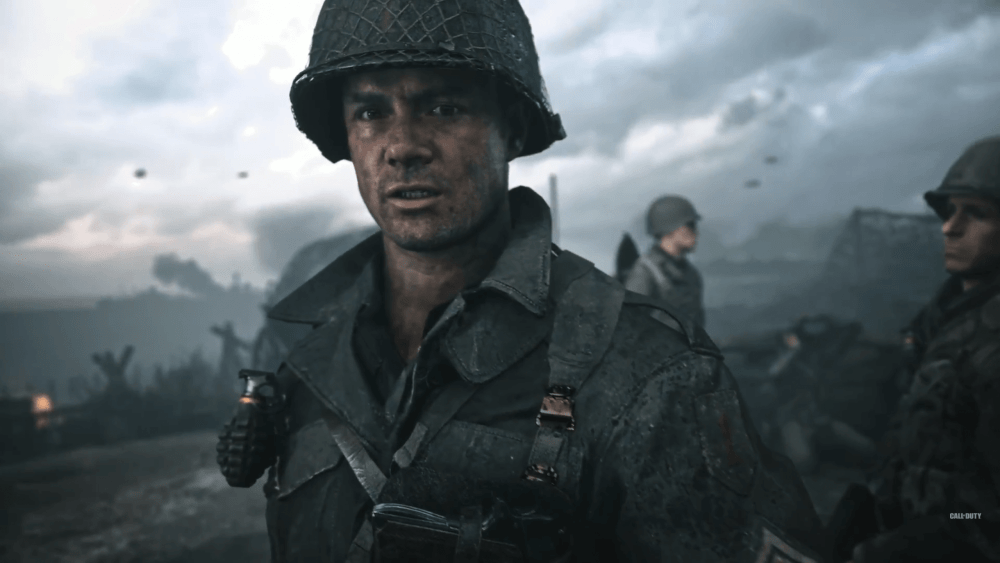 Watch Meet Your Squad in Call of Duty WWII   The Game Fanatics 1000x563