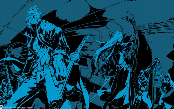 Monochrome Dogs Bullets And Carnage Mihai Mihaeroff 1280x800 Wallpaper 600x375