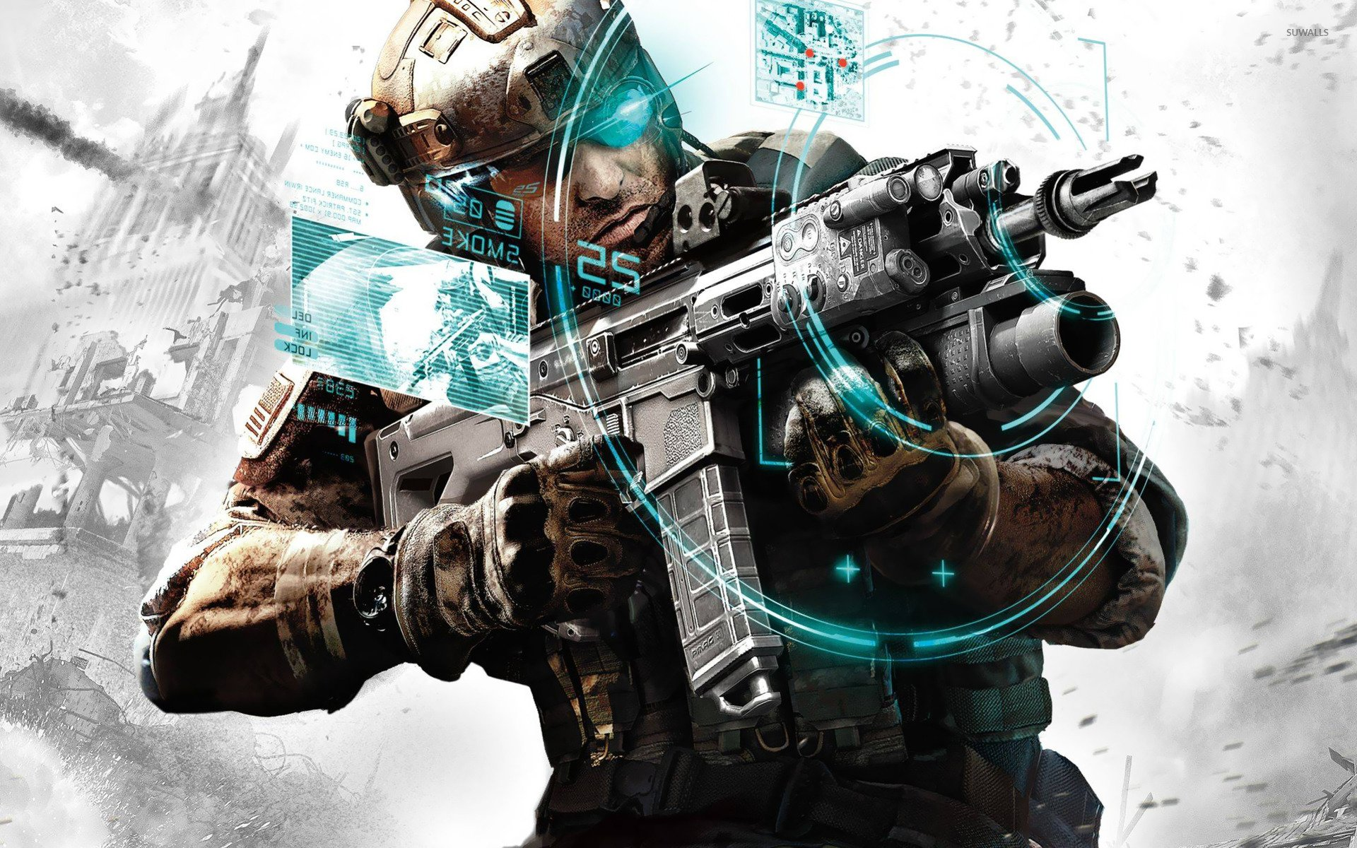 Tom Clancys Ghost Recon [3] wallpaper   Game wallpapers 1920x1200