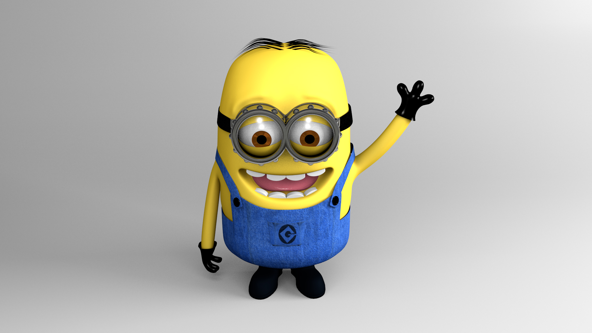 3d wallpaper minions - wallpapersafari