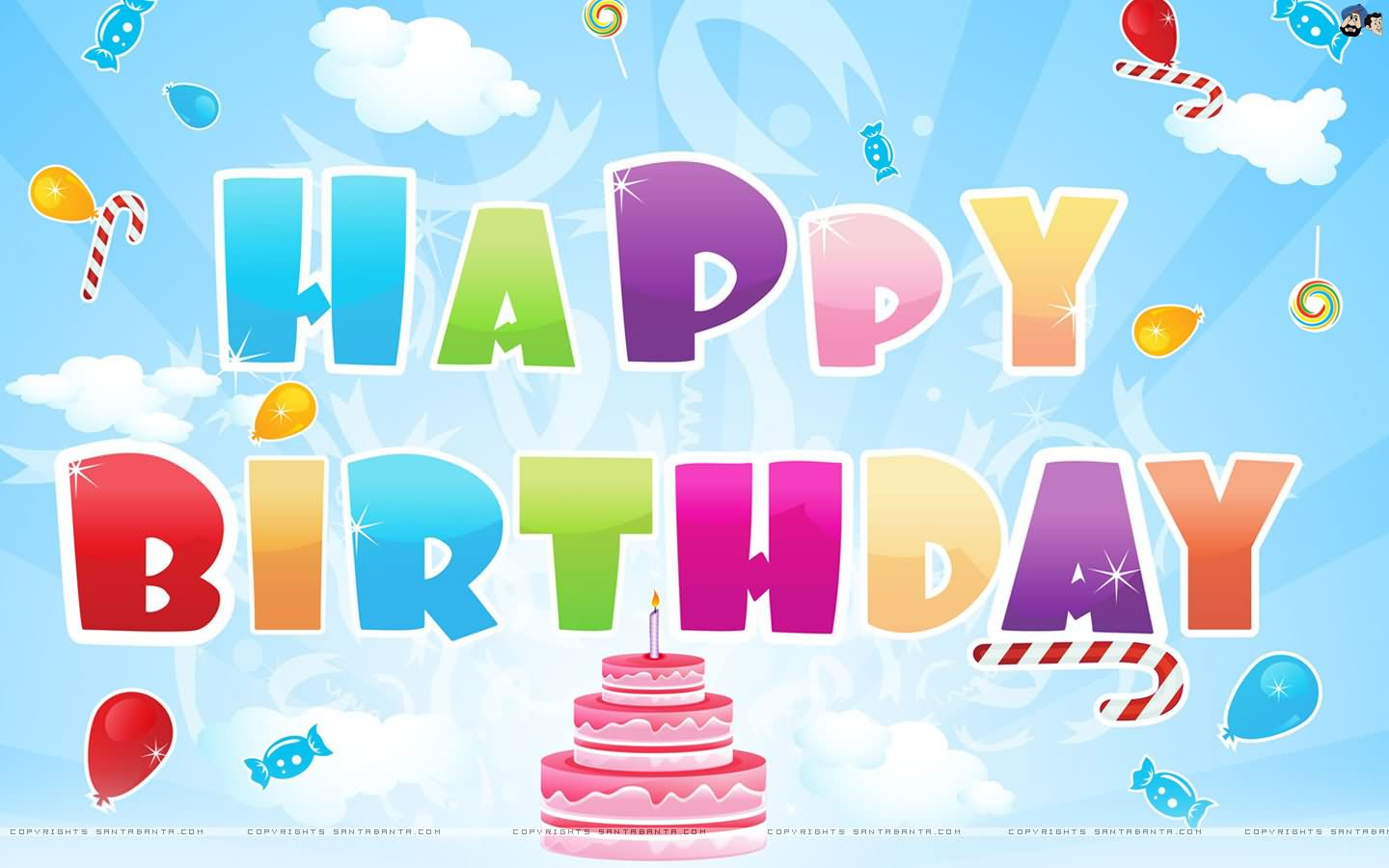 Happy Birthday Wallpapers For Desktop Live HD Wallpaper 1440x900