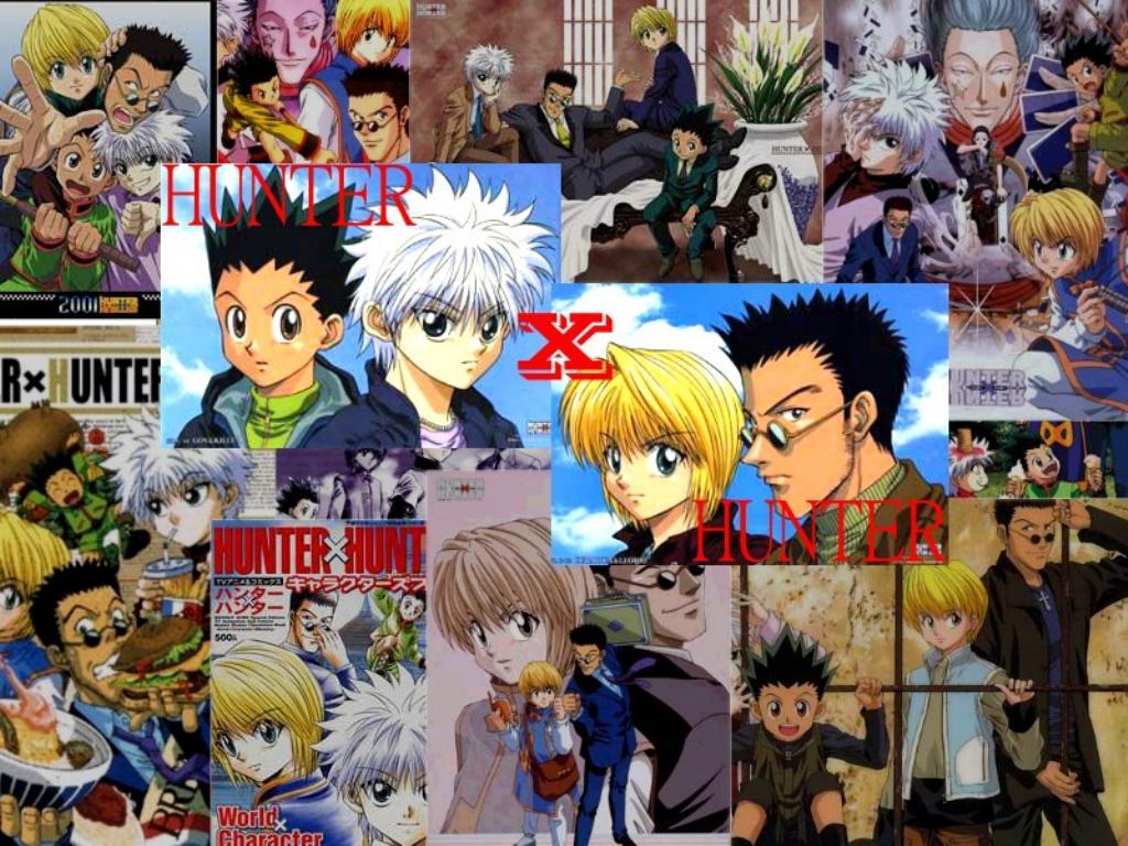 Hunter X Hunter Anime 4 Cool Hd Wallpaper Wallpaper 1024x768
