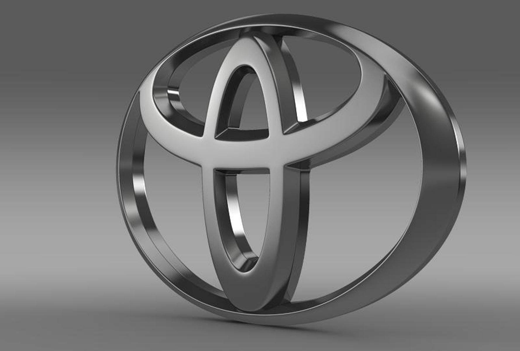 Toyota Wallpaper 3D Logo Logo Wallpapers HD   Wallpapers HD 1778x1200