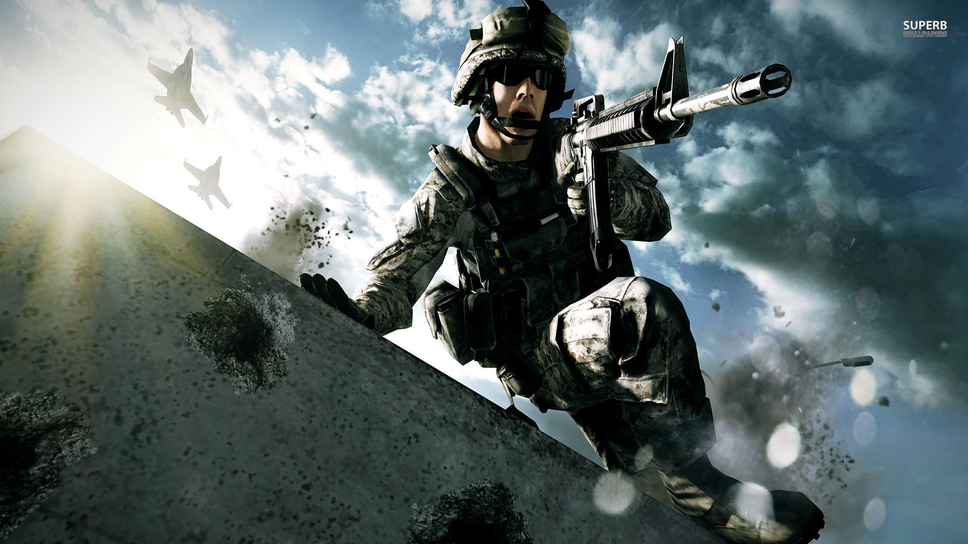 HD Battlefield 4 Wallpaper - WallpaperSafari