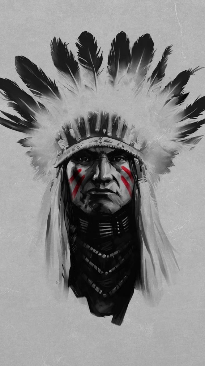 Native American Wallpaper 720x1280