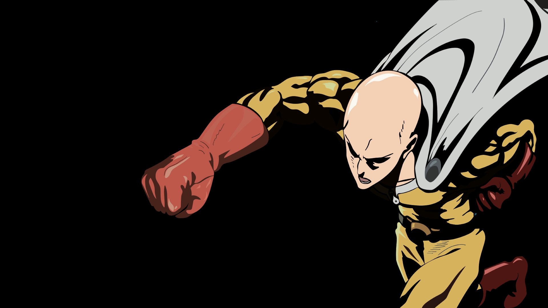 46 One Punch Man Hd Wallpaper On Wallpapersafari