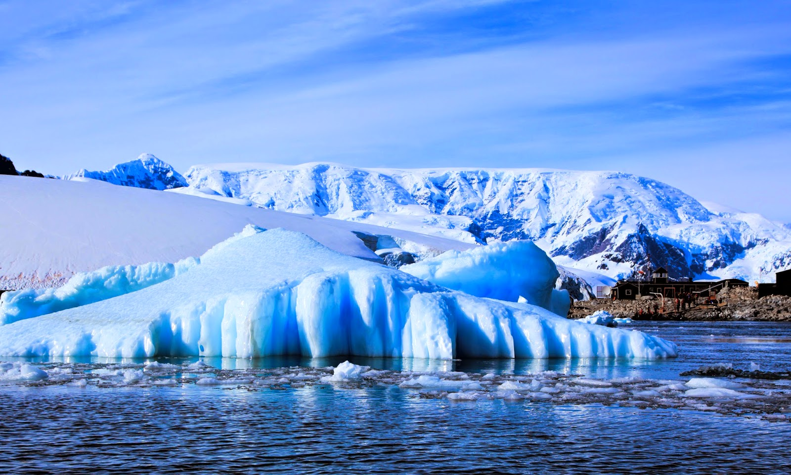 Antarctica HD Wallpapers HD Wallpapers High Definition 1600x960