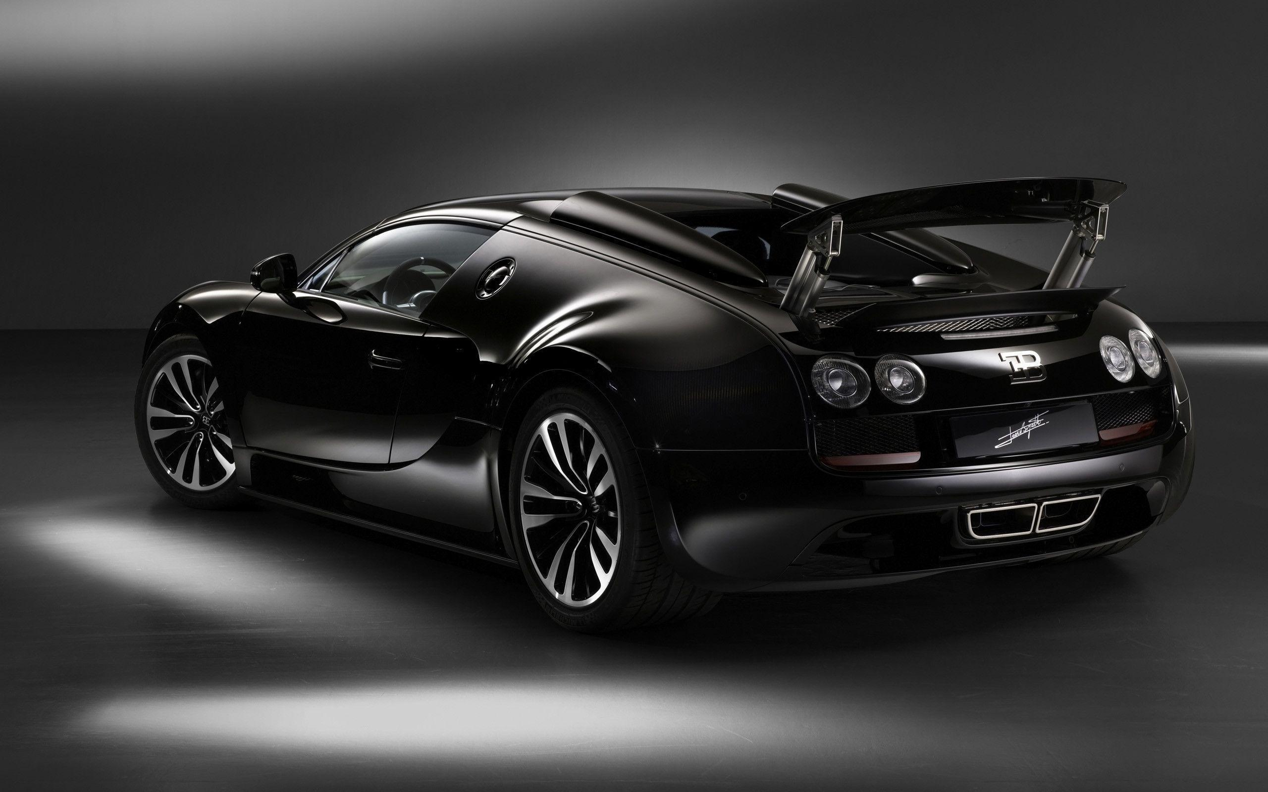 Bugatti Veyron HD Wallpapers 2560x1600