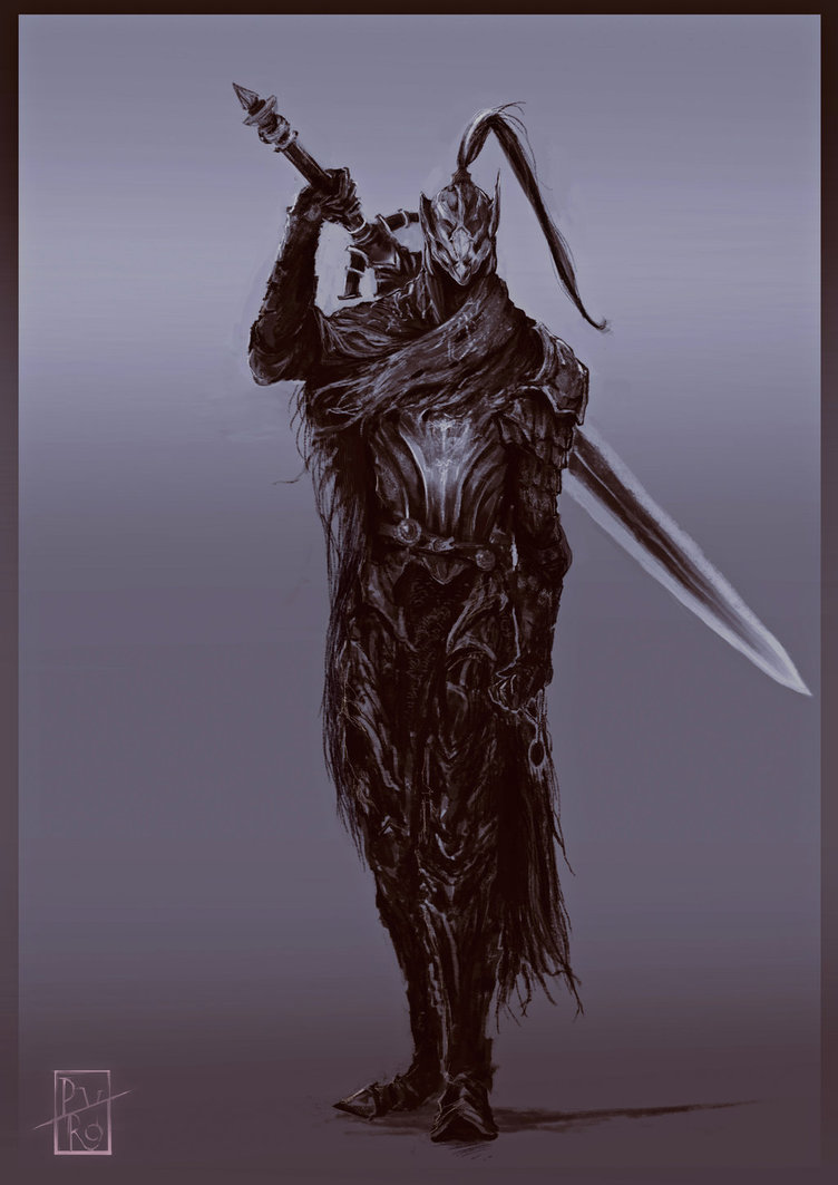 Free Download Artorias Of The Abyss Dark Souls Fanart By