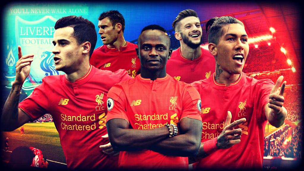 Liverpool FC Wallpaper by TDECFC 1024x576